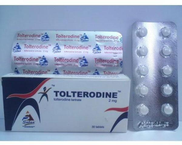 Thuốc Tolterodine