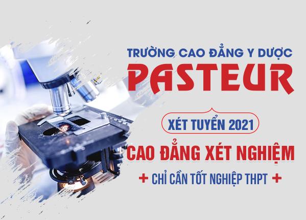 Thông tin tuyển sinh Cao đẳng Xét nghiệm Hà Nội năm 2021