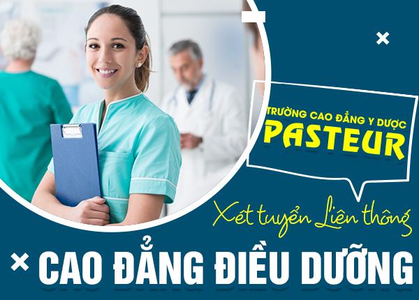 Tuyển sinh Liên thông Cao đẳng Điều dưỡng Hà Nội tháng 8/2021